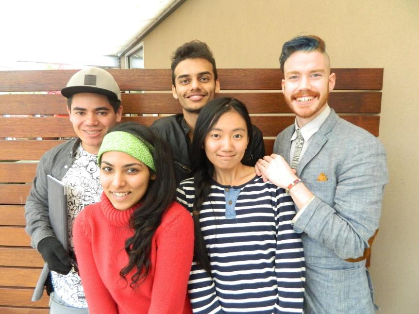 Swinburne University Team Members