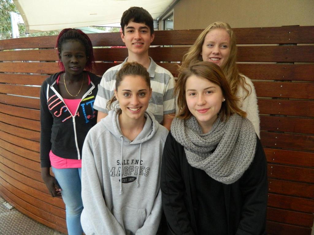 Wellington Shire Council team members