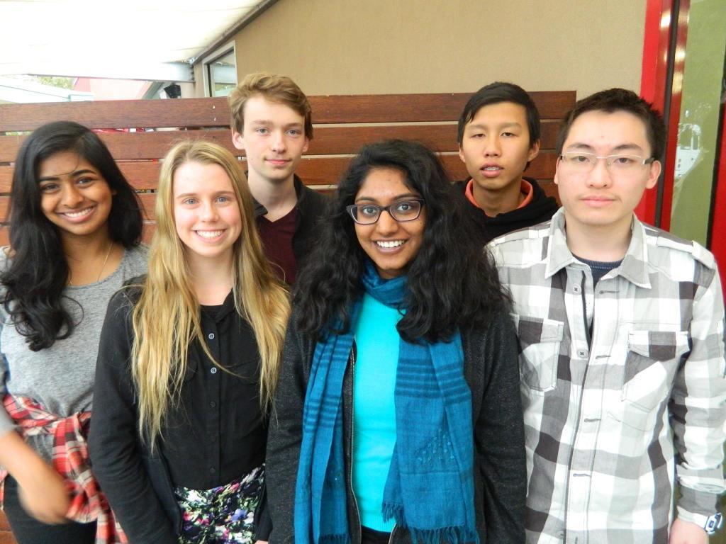 Glen Waverley Secondary College team members