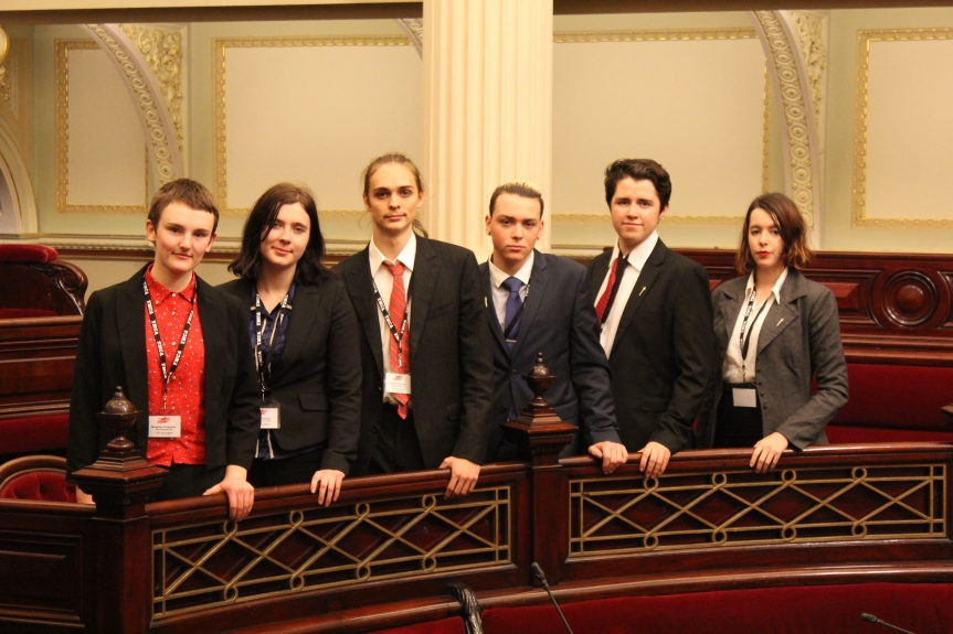 Cultural Literacy Emerges at YouthParliament