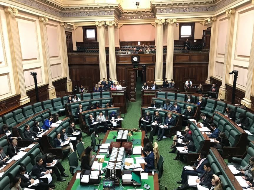 Thursday July 6th – Legislative Assembly