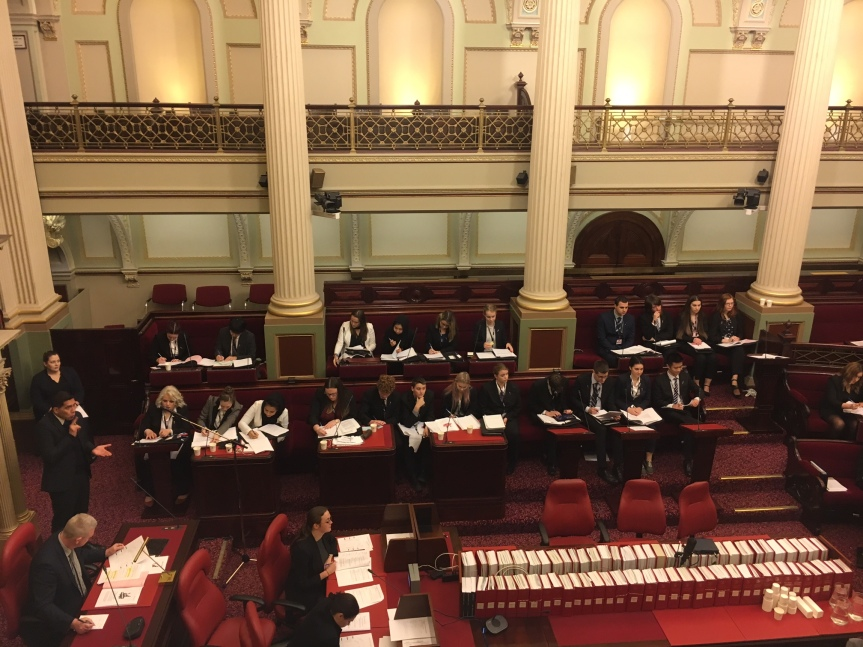Thursday July 6th – Legislative Council