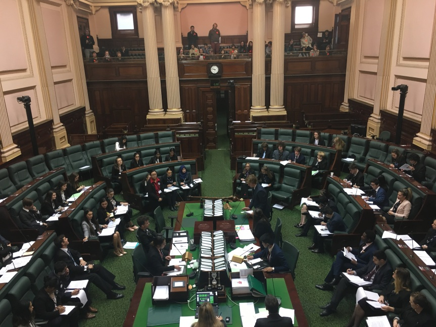 Tuesday July 4th – Legislative Assembly